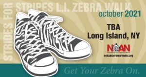 """Stride for Stripes"" LI Zebra Walk 2021 @ Eisenhower Park 