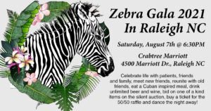 Zebra Gala 2021 In Raleigh NC @ Crabtree Marriott | Raleigh | North Carolina | United States